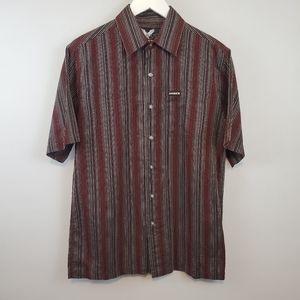 Avirex Short Sleeve Button Down Shirt